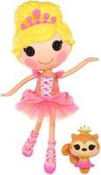 Оригинал. Кукла Балерина Lalaloopsy MGA 533672