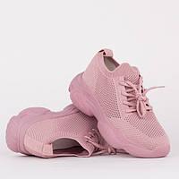 Женские розовые кроссовки SOPRA MQ1955 DARK PINK весна 2020, фото 1