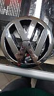 Эмблема значок на решетку радиатора Volkswagen VW PASSAT B6, 13 см, фото 1