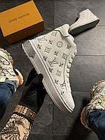 Louis Vuitton Sneakers High White