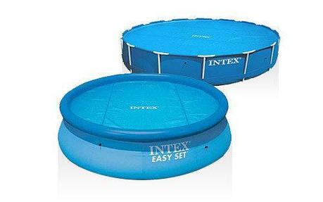 Покрывало солнечное INTEX 29022 для бассейнов Easy Set и Metal Frame 366см, фото 2