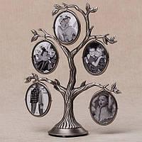 Фоторамка настольнаяLefard Семейное дерево 28 см 1057C