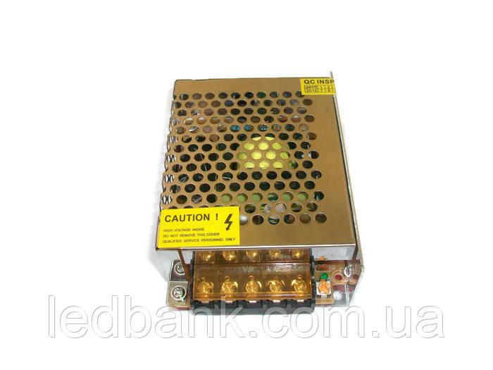 Блок питания для светодиодной ленты 12V 120W MN-120-12 SMALL