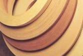 Кромка мебельная Орех Американский 0.5 мм (шлифованная с клеем)