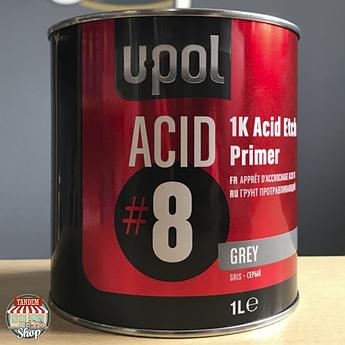 Грунт кислотный U-POL ACID#8, 1 л