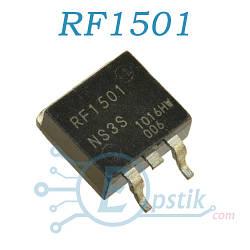 RF1501NS3S, диод Ultra Fast, 350В 20А, TO263