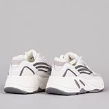 Жіночі білі кросівки SOPRA MQ1915 WHITE весна 2020, фото 2