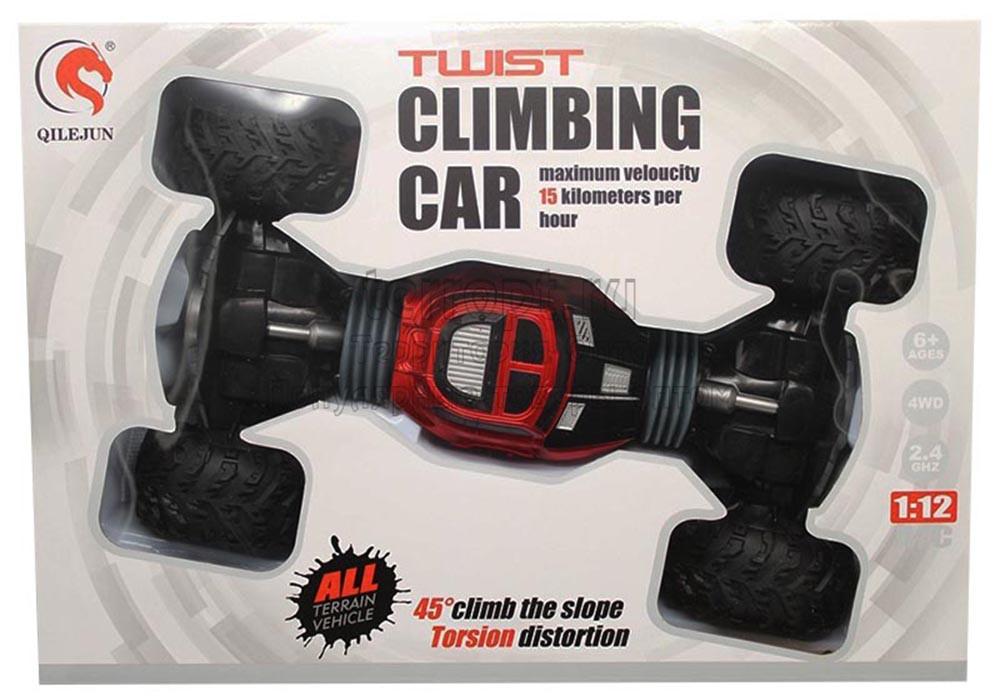 Машина-перевертыш — Qilejun Twist Climbing Car