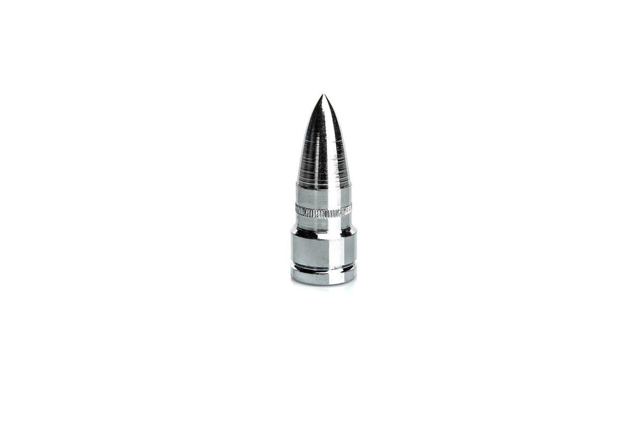 Ковпачок на ніпель ONRIDE (AV/SV - Auto/Schrader) Куля, сріблястий, уп 2 шт