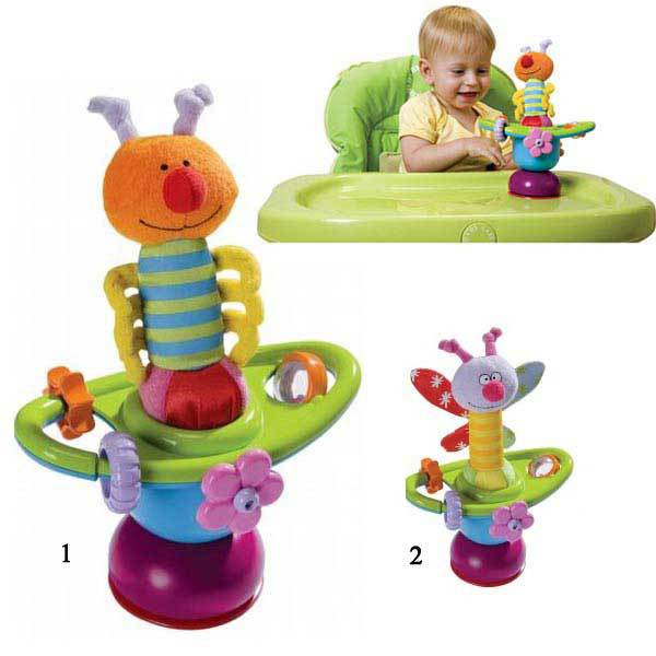 Игрушка на присоске Цветочная карусель Taf toys (10915)