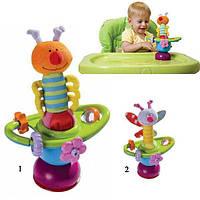 Игрушка на присоске Цветочная карусель Taf toys (10915), фото 1