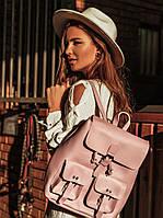 Городской рюкзак с карманами. Женские сумки. Женские аксессуары РАЗНЫЕ ЦВЕТА