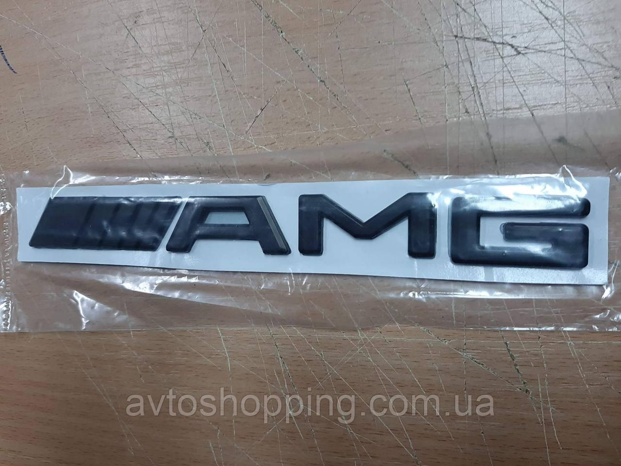 Эмблема на багажник , надпись ////AMG , Mercedes  E-CLass W124 W123 W201 W126