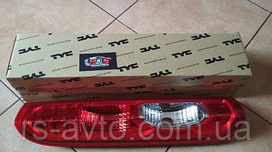 Фонарь задний (R) Opel Vivaro Renault Trafic Виваро Трафик 07- \11-12384-01-2