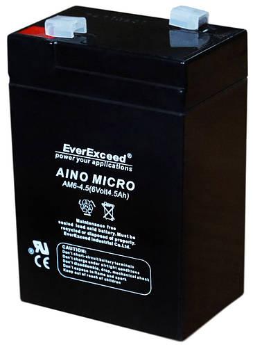Аккумулятор EverExceed AM 6-4.5