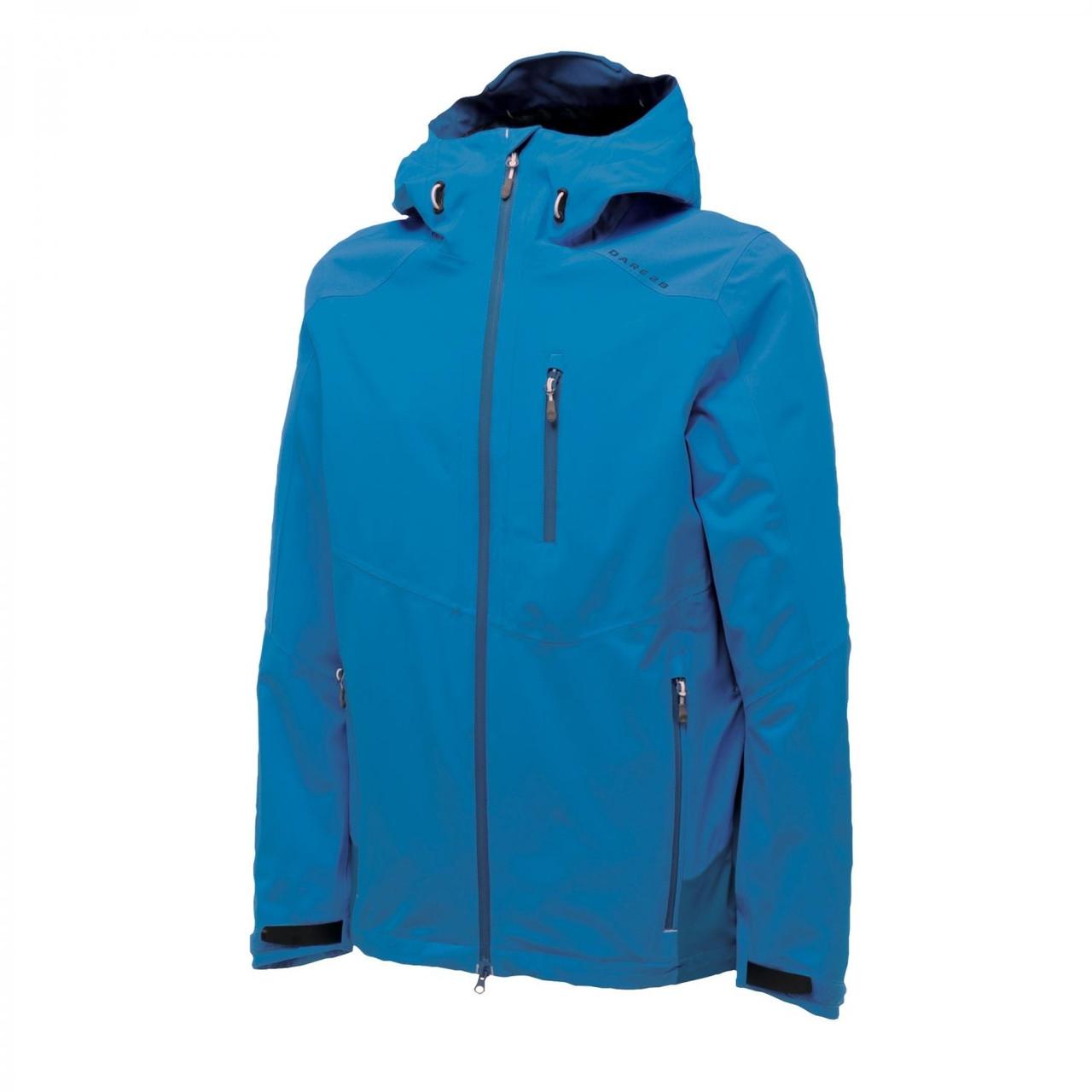 Куртка - ветровка мужская Dare2B TRAMMEL JACKET - METHYL BLUE даре2б