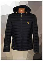 Куртка мужская демисезонная на весну 2020 синяя, 52