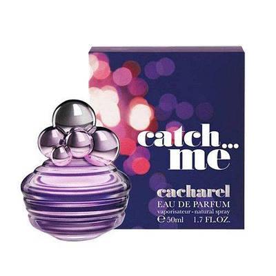 Елітні жіночі парфуми CACHAREL Catch Me 50ml парфюмированна вода, чудовий квітковий аромат ОРИГІНАЛ