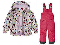 Лыжная куртка и штаны для девочки Lupilu р.110/116, фото 1