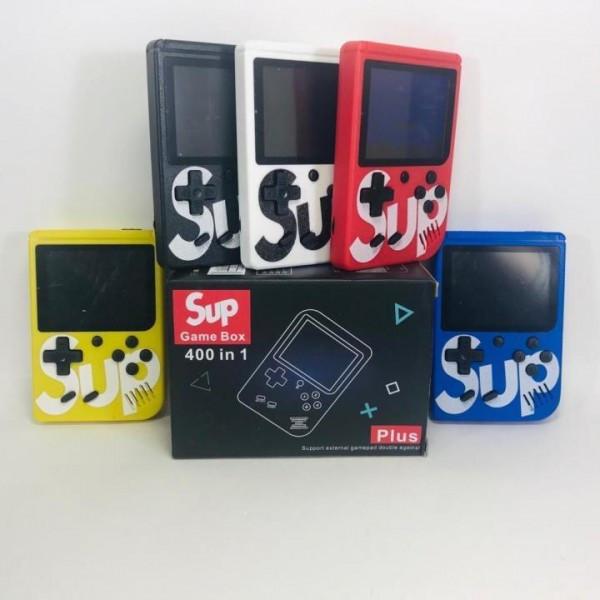 Игровая приставка — SUP Game Box Plus 400 in 1