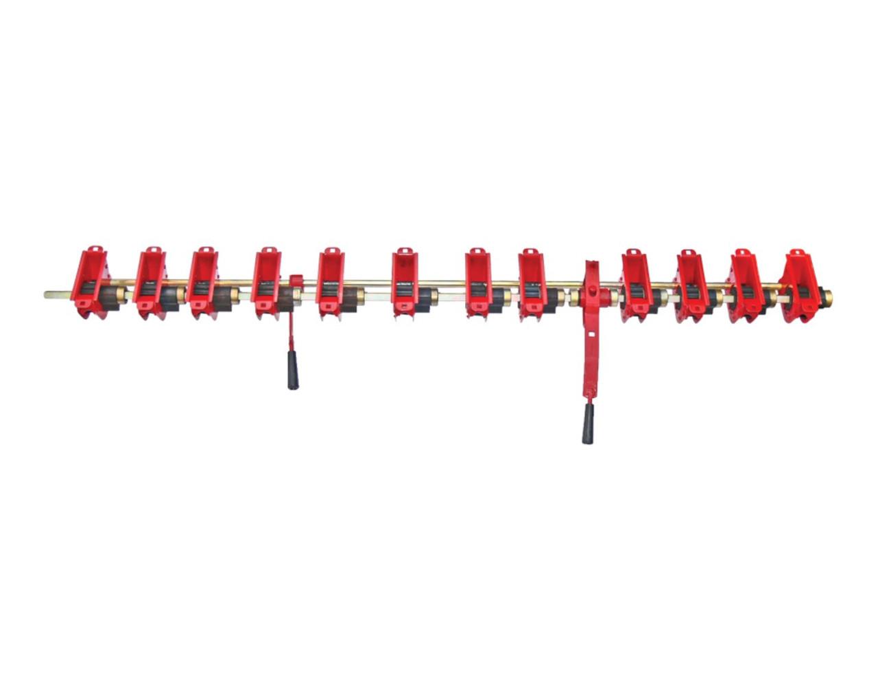 Высевающий аппарат для сеялки СЗ-3,6 (полный комплект) Кт.Н. СЗГ 00.2420, 30