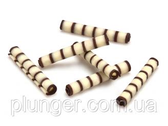 Шоколадний декор для кондитерських виробів Роли Пенне, 40 г