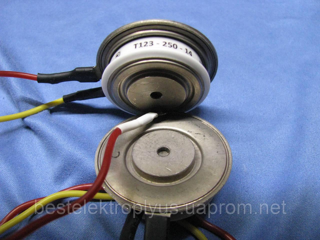 Тиристор Т123-250-14