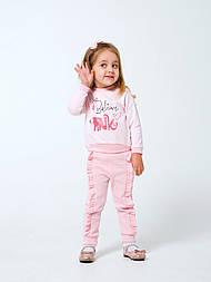 Детский  свитшот  для девочки ТМ СМИЛ 6-18 месяцев