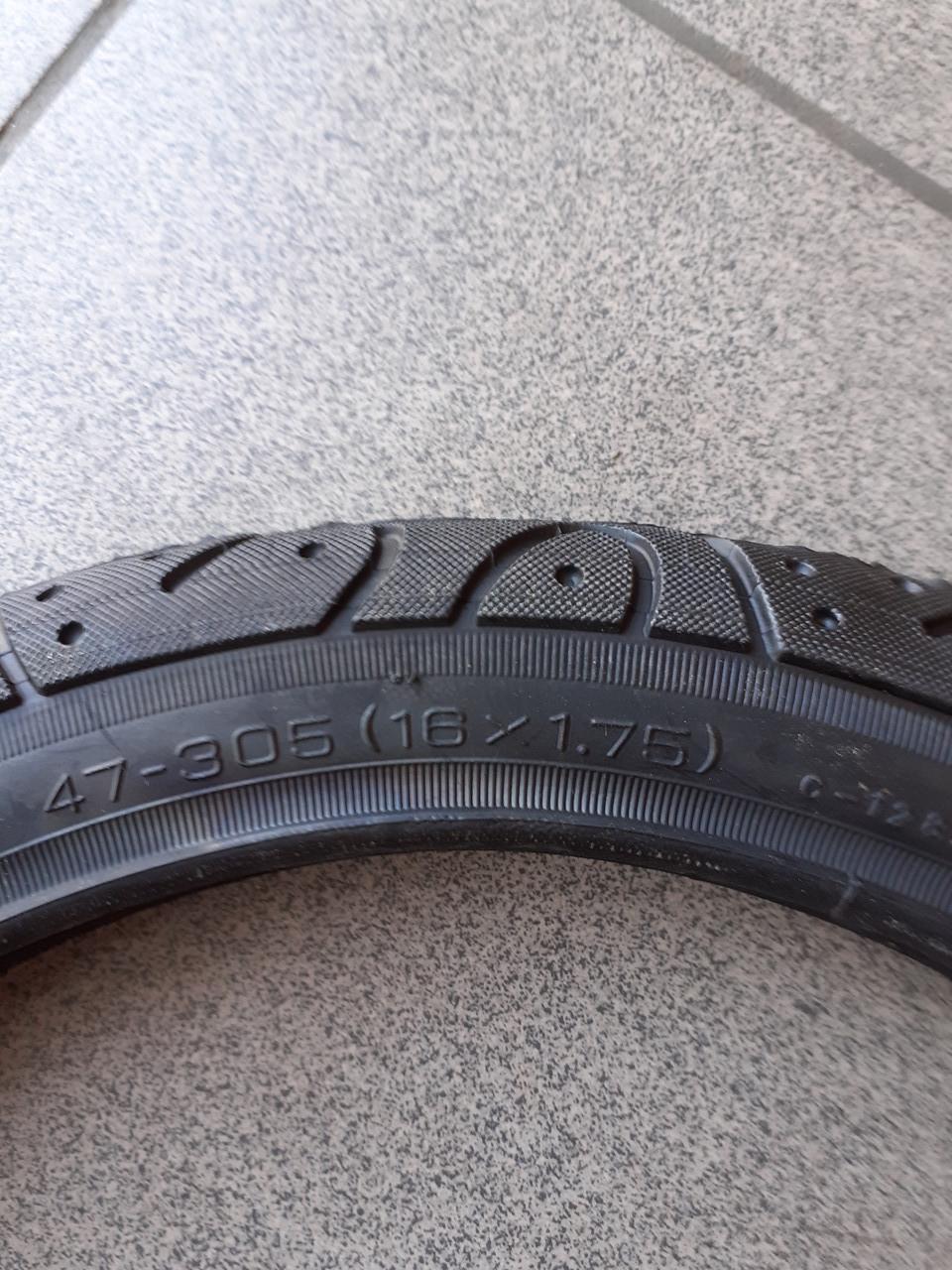 Шина (покришка) CST BMX 16х1,75 C1289