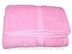 Рушник махр. Камелія рожевий 70х140см (арт.76-115-094) ТМLOTTI