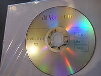 Диски Verbatim DVD+R 8.5Gb DL 8x  printable