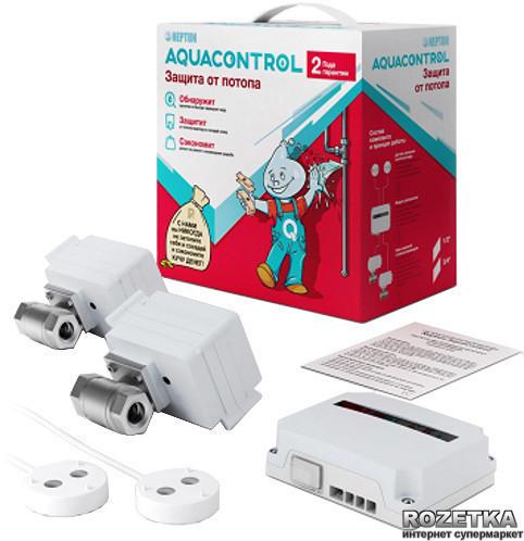 Система захисту від потопу Neptun Aquacontrol 220B 1/2.