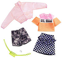 Барби одежда Barbie Clothes: 2 Outfits Doll