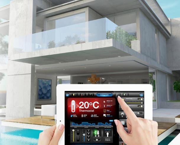 Оборудование для Системы Умный дом для жилого дома большого размера