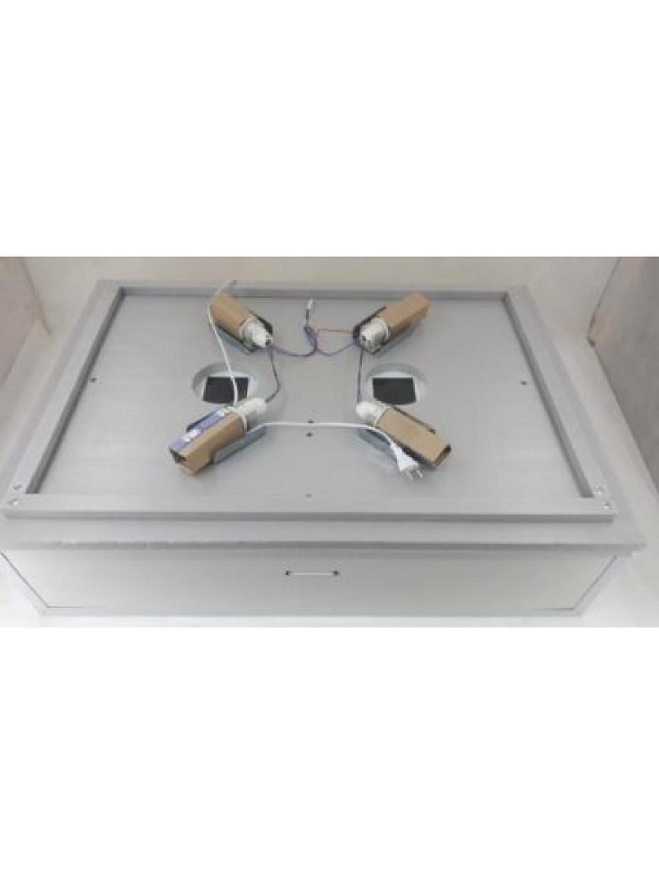 Инкубатор для яиц Курочка Ряба ИБ 120 Автоматический