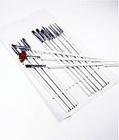 Набор синтетических художественных кистей WORISON 18 шт