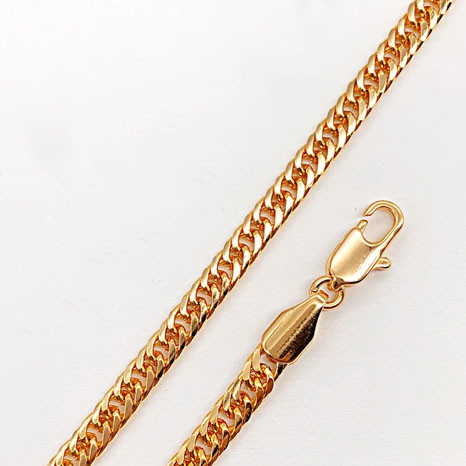 Браслет Xuping Jewelry 19 см х 4 мм Кобра медицинское золото, позолота 18К А/В 4981