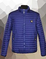 Куртка мужская стеганая большого размера, весна 2020, фото 1