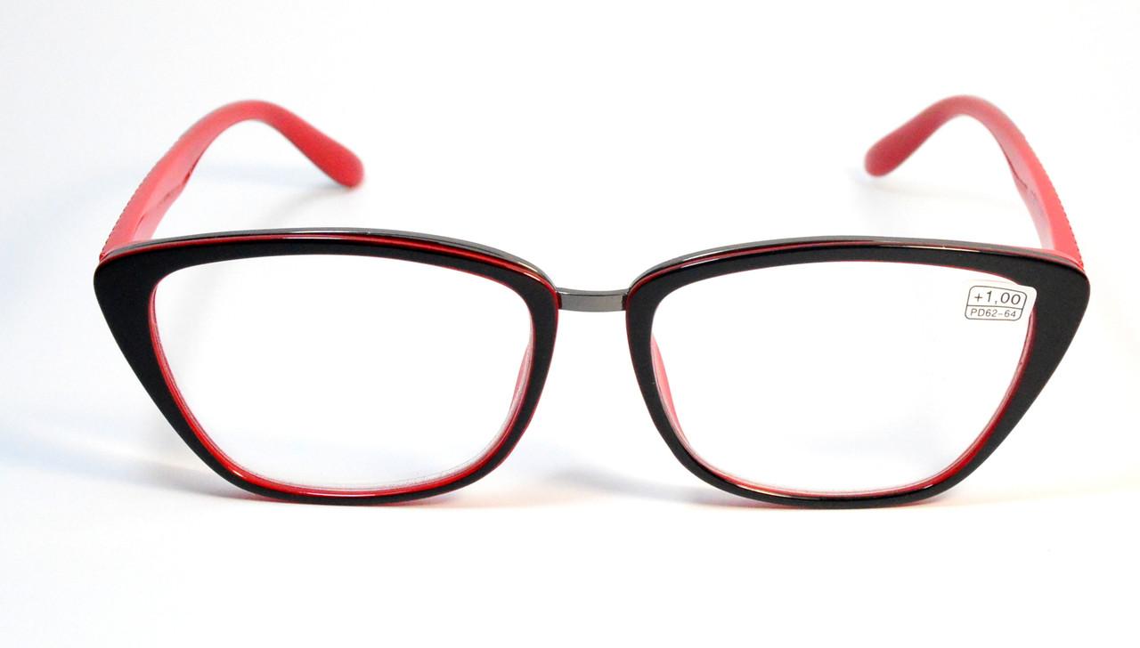 Женские очки для зрения (МС 305 ч-к)