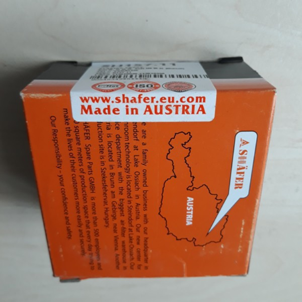 Усиленная Шаровая опора Seat LEON (1999-) 1J0407366D Сеат Леон. SHAFER Австрия