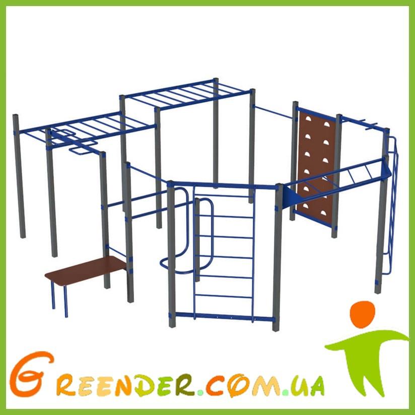Оборудование для спортивных площадок WorkOut 2