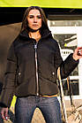 Стильная женская куртка на весну 2020 - (кт-108), фото 2