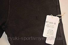 Джинсы женские на флисе Ласточка черные М - брак, фото 3