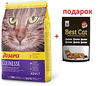 Сухой корм для взрослых кошек Josera Culinesse с лососем 10кг