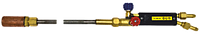 "Горелка газосварочная типа ГЗУ ""ДОНМЕТ"" 262 пропан/метан (9/9), L-750мм"