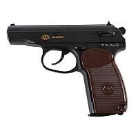 Пистолет пневматический SAS Макаров ПМ (4,5мм)