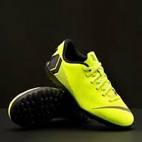 Детская футбольная обувь (сороконожки) Nike MercurialX VaporX Club  (Oригинал)