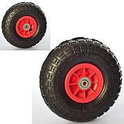 Комплект колес детского электромобиля (4 шт) d=260 мм резиновые пневматические