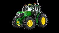 Наклейки на трактора John Deere