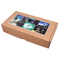 Коробка для фонарей (260x144x57), в сборе